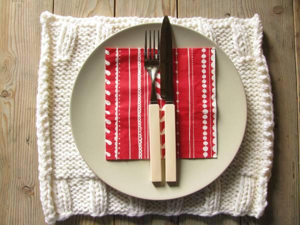 Christmas Placemats - Tovagliette per la tavola di Natale
