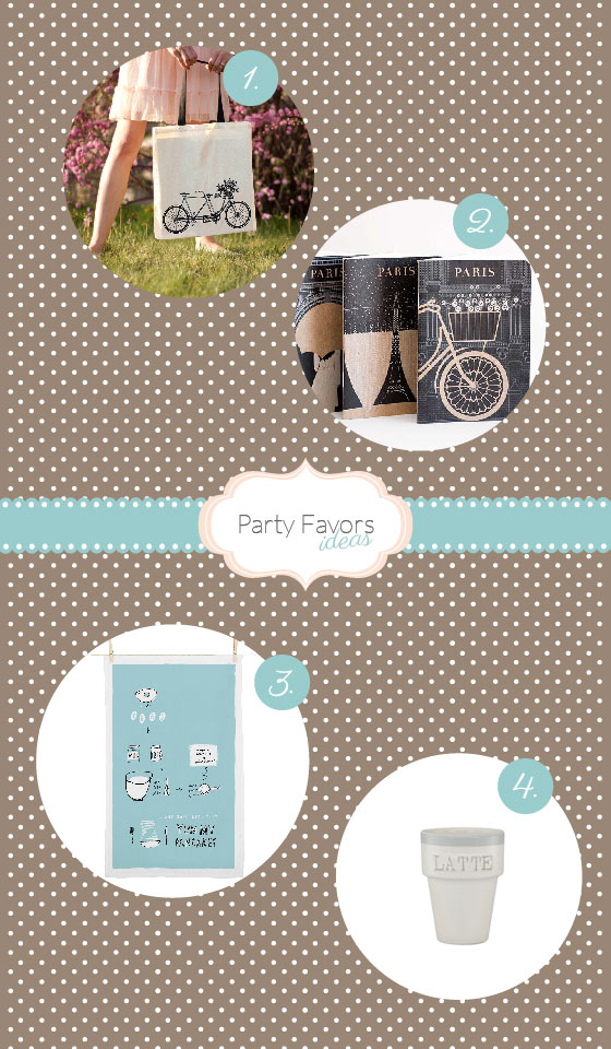 Party Favors Ideas less than 20 euro - Idee per bomboniere a meno di 20 euro