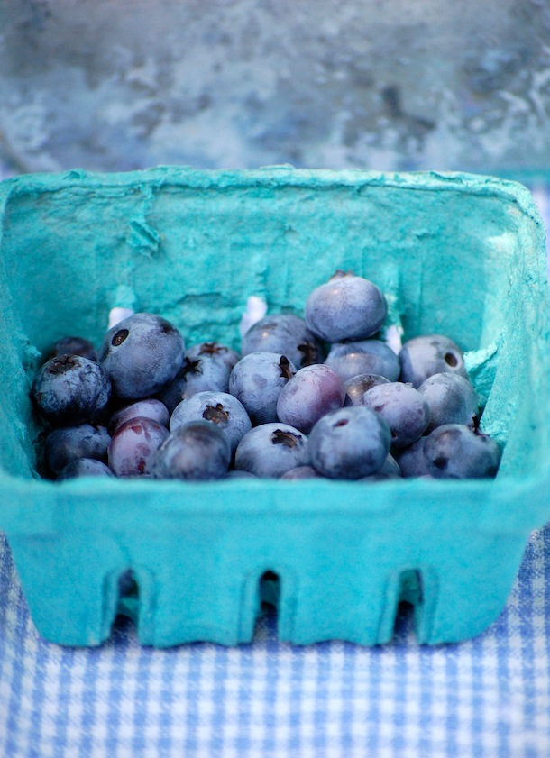 Cestino di carta per la frutta