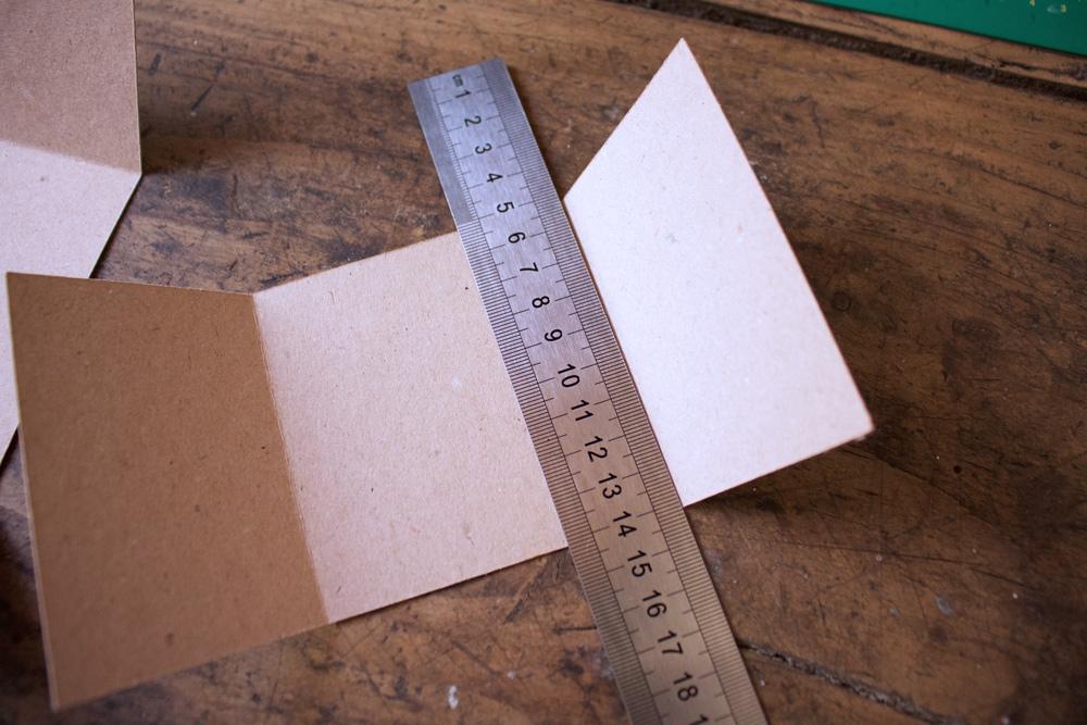 Cestino di carta per la frutta - piegare - Tutorial Lily&Sage Design