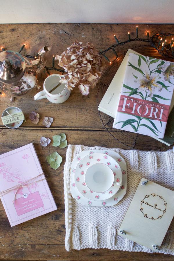 Regali romantici per ragazze innamorate dei fiori - Lily&Sage Design