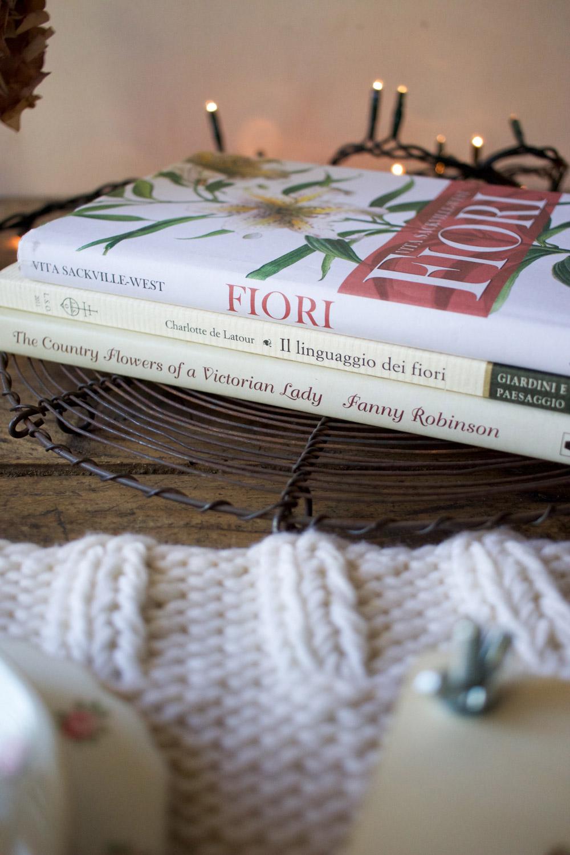 Regali romantici per ragazze innamorate dei fiori - Libri sui fiori - Lily&Sage Design