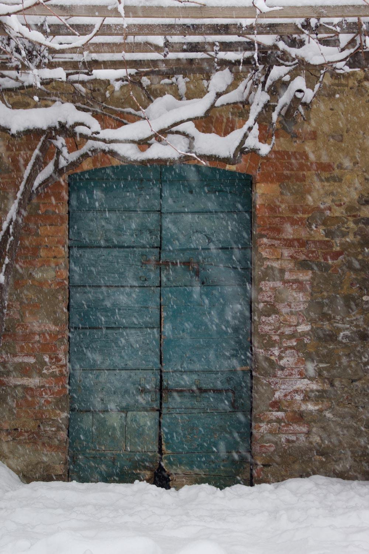 Inverno - Vecchia Porta - Lily&Sage Design