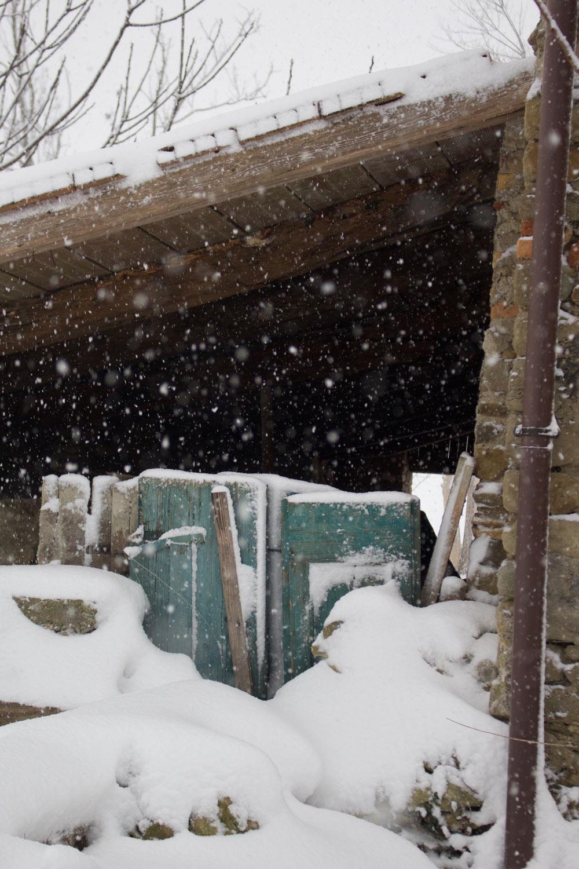 Inverno - Vecchie Finestre - Lily&Sage Design