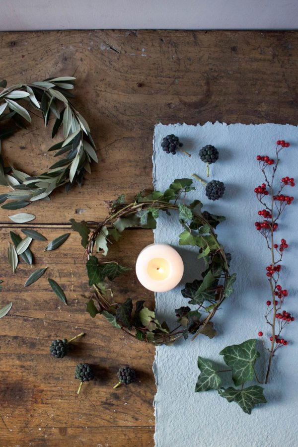 Inverno - Piante e bacche dal giardino - Lily&Sage Design