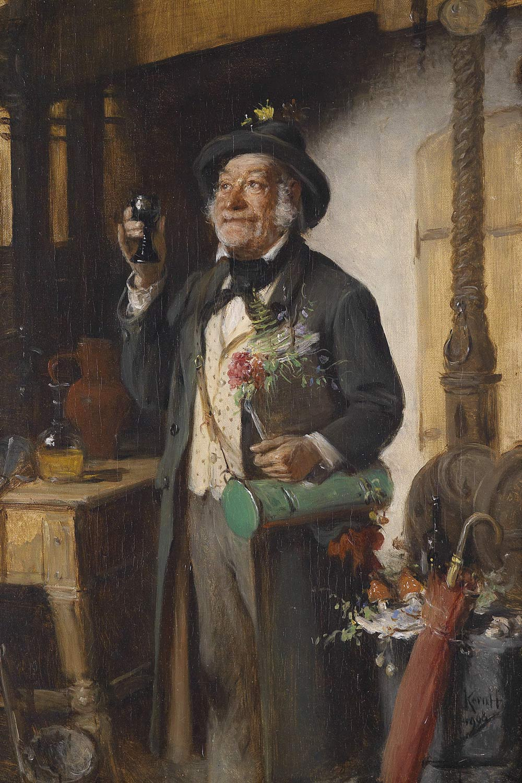 Hermann Kern - Der Botanik - Vasculum