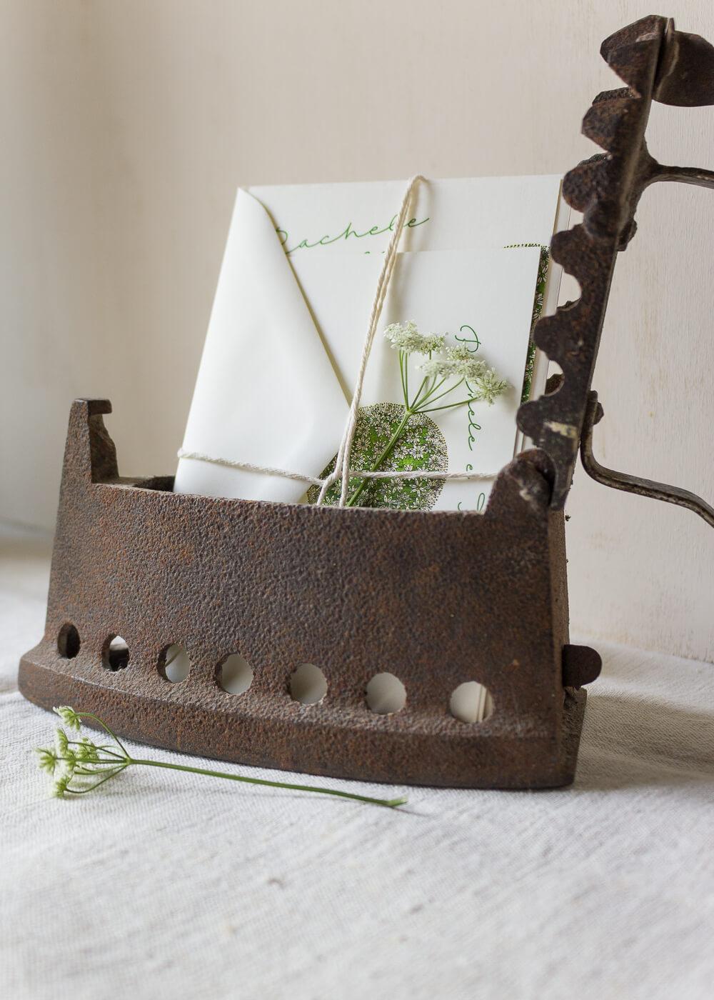 Wedding suite botanica Allium - Partecipazioni matrimonio floreali e romantiche - Lily&Sage Design