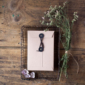 Buste riciclate - Lily&Sage Design - Instagram