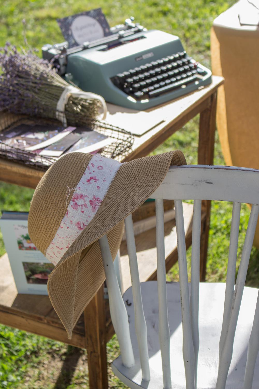 Dettagli del mio stand a Floravilla 2017 - Lily&Sage Design