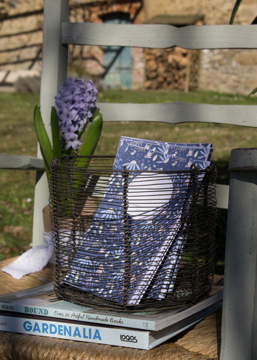 I miei quaderni in giardino - Lily&Sage Design