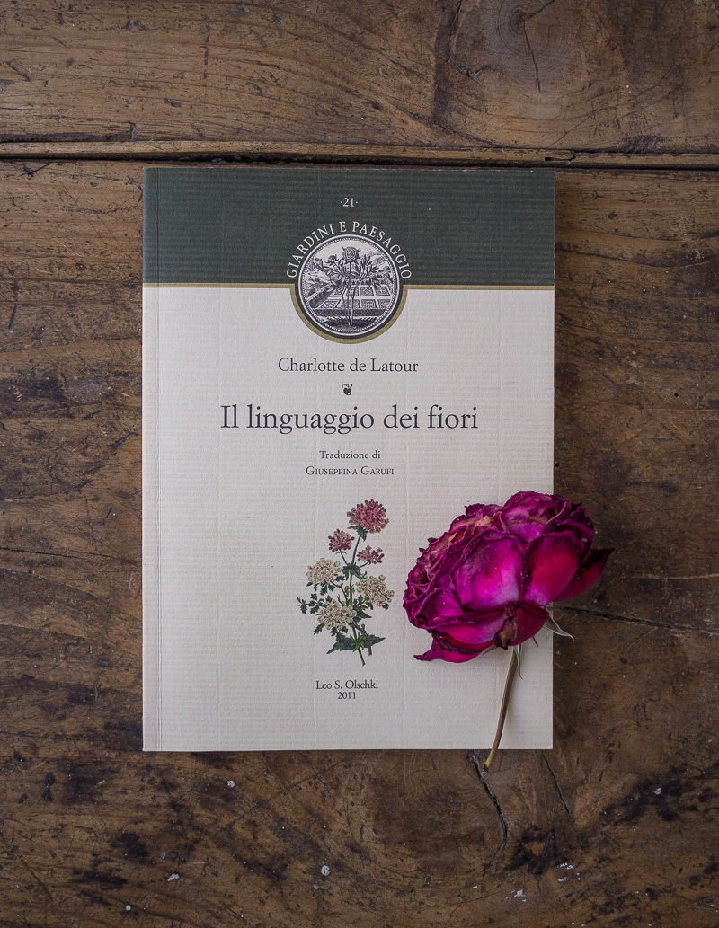 Il linguaggio dei fiori, Charlotte de Latour - Lily&Sage design