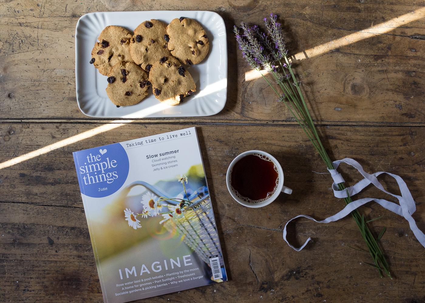 La bellezza dell'estate - Le colazioni con i fiori - Lily&Sage Design