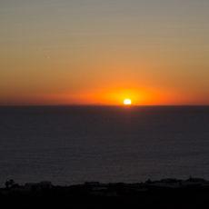 La bellezza dell'estate – Vacanze a Pantelleria – Tramonto sulla Tunisia – Lily&Sage Design