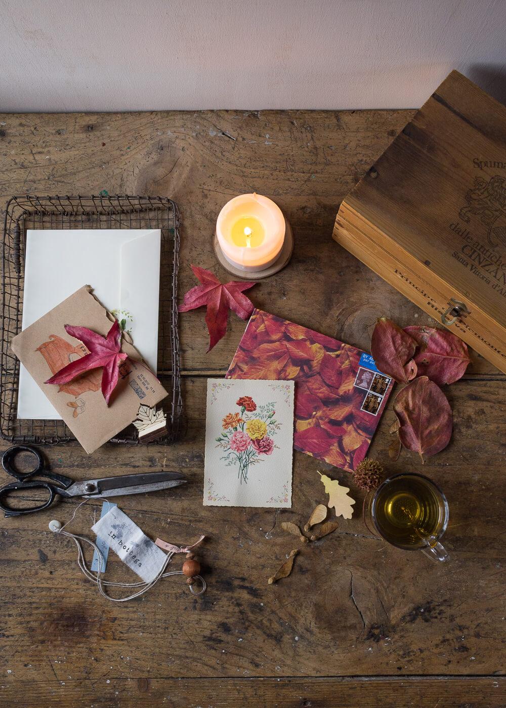 La bellezza dell'autunno - Ricevere posta - Lily&Sage Design