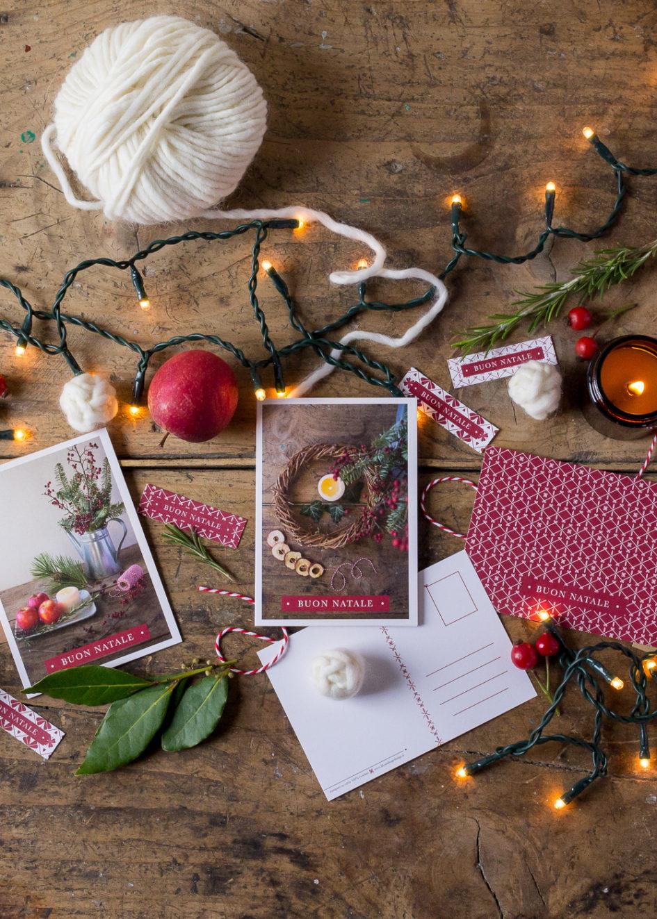 Il mio negozio di Natale - Lily&Sage Design