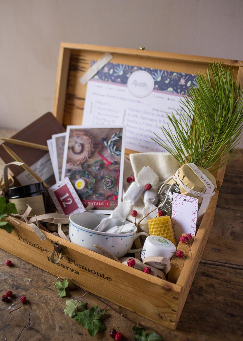 Calendario dell'Avvento - Kit d'emergenza vacanze natalizie - Un Natale di tradizioni - Lily&SageDesign