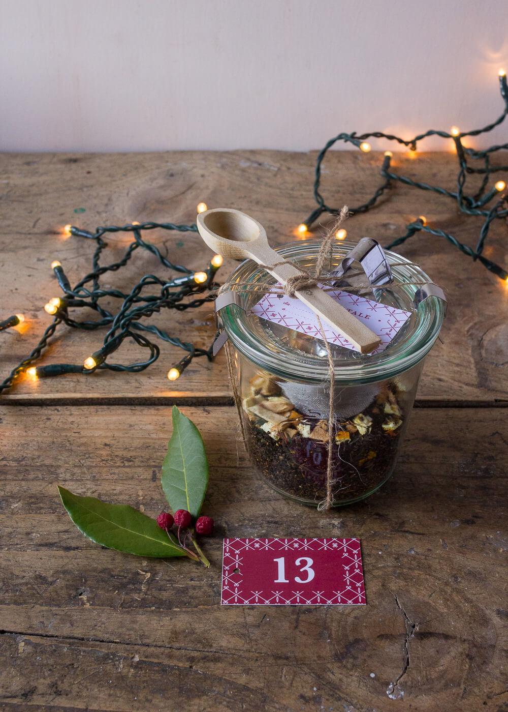 Calendario dell'Avvento - Regali di Natale homemade - Un Natale di tradizioni - Lily&SageDesign