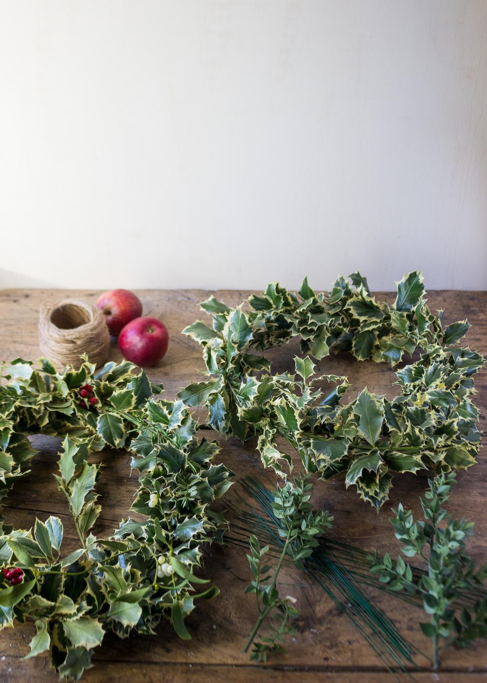 Calendario dell'Avvento - La Kissing Bough - Un Natale di tradizioni - Lily&SageDesign