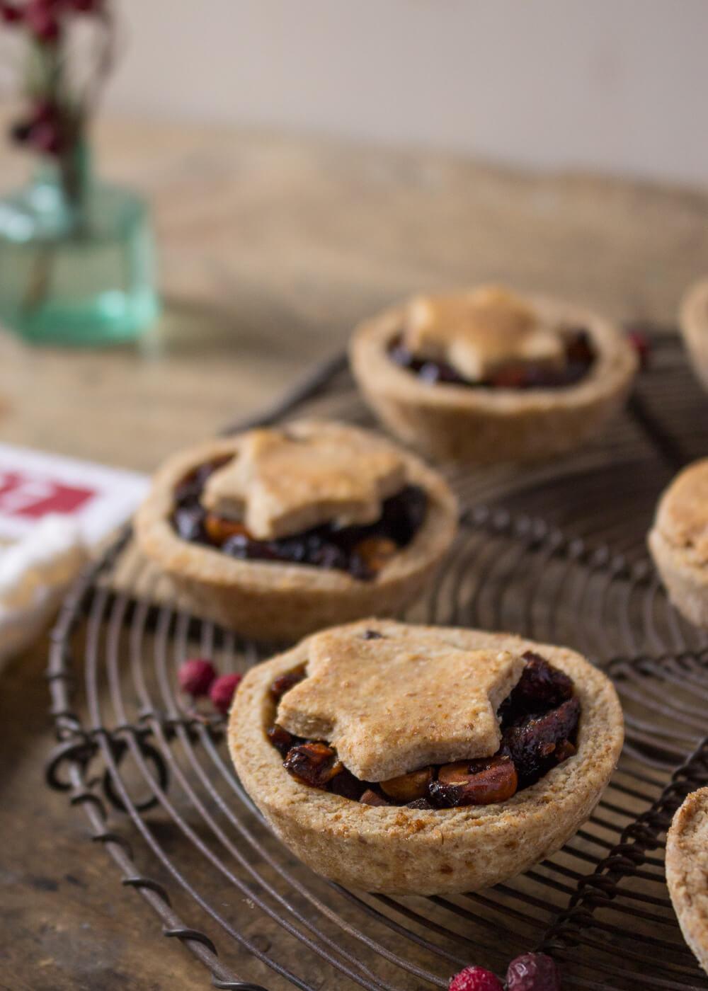 Calendario dell'Avvento - Le Mince Pies vegan - Un Natale di tradizioni - Lily&SageDesign