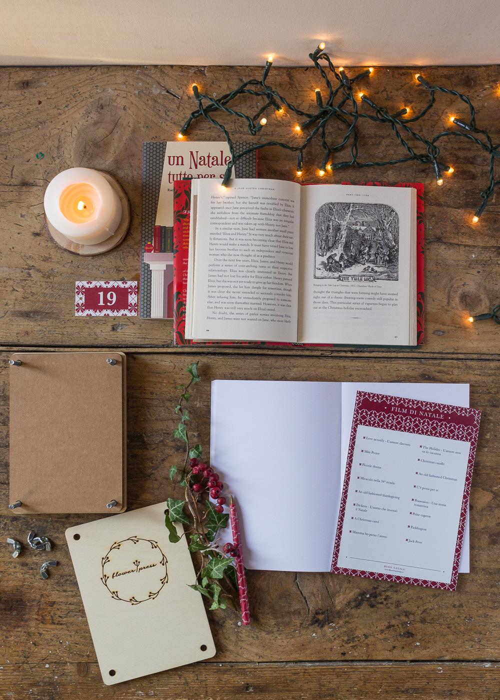 Calendario dell'Avvento - Un momento tutto per sé - Un Natale di tradizioni - Lily&SageDesign