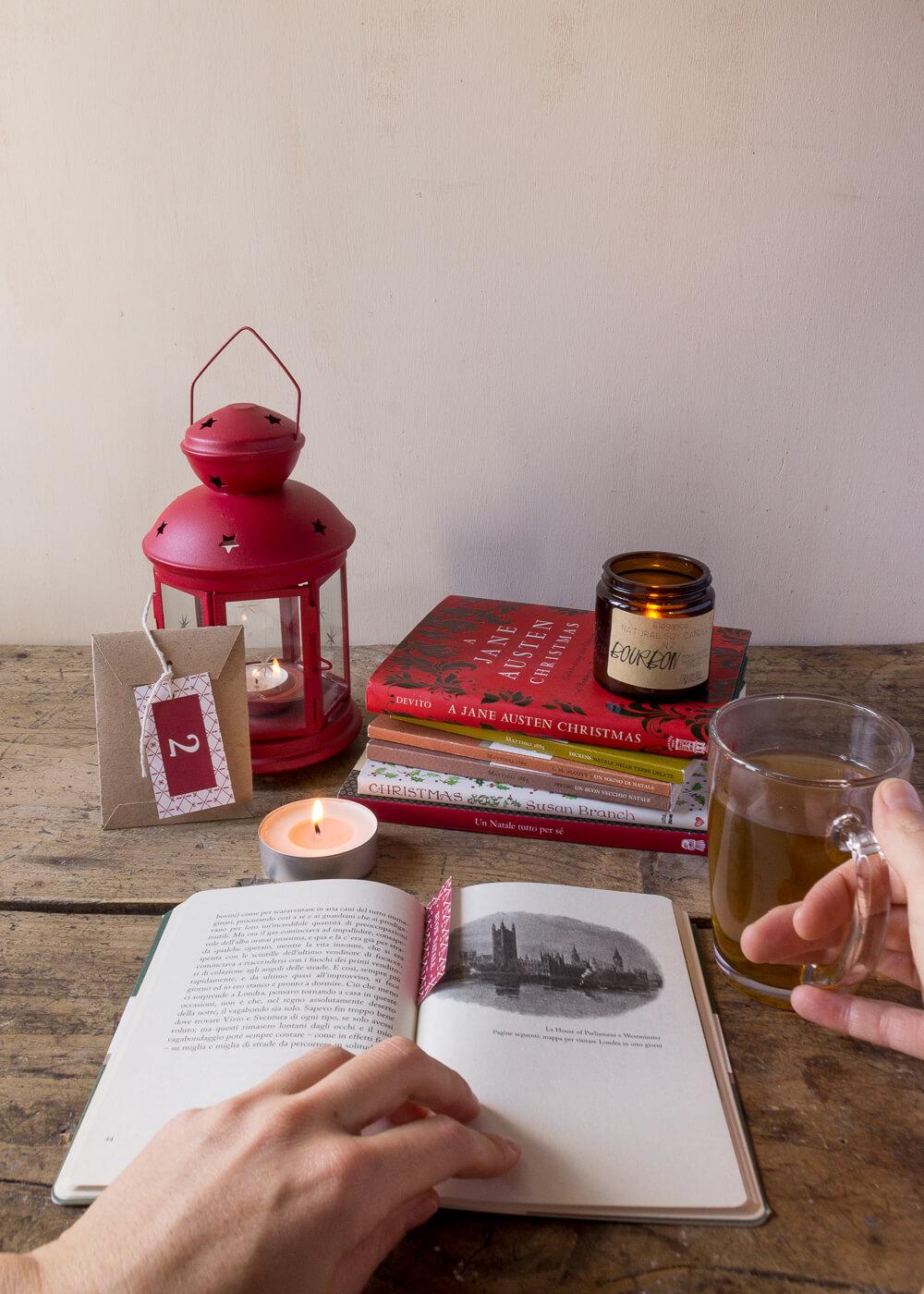 Calendario dell'Avvento - I libri di Natale - Un Natale di tradizioni - Lily&SageDesign