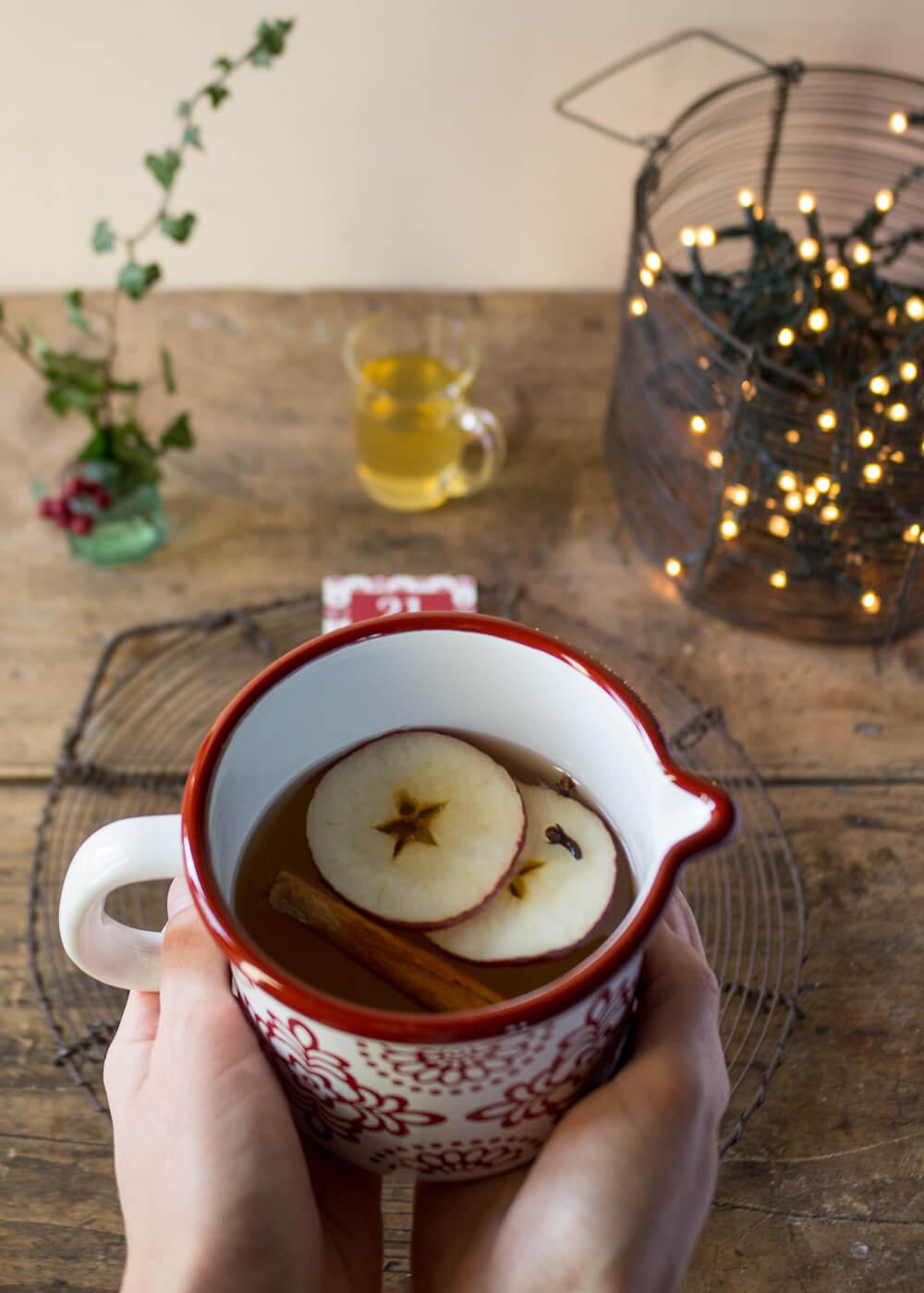 Calendario dell'Avvento - Il Wassail Punch - Un Natale di tradizioni - Lily&SageDesign