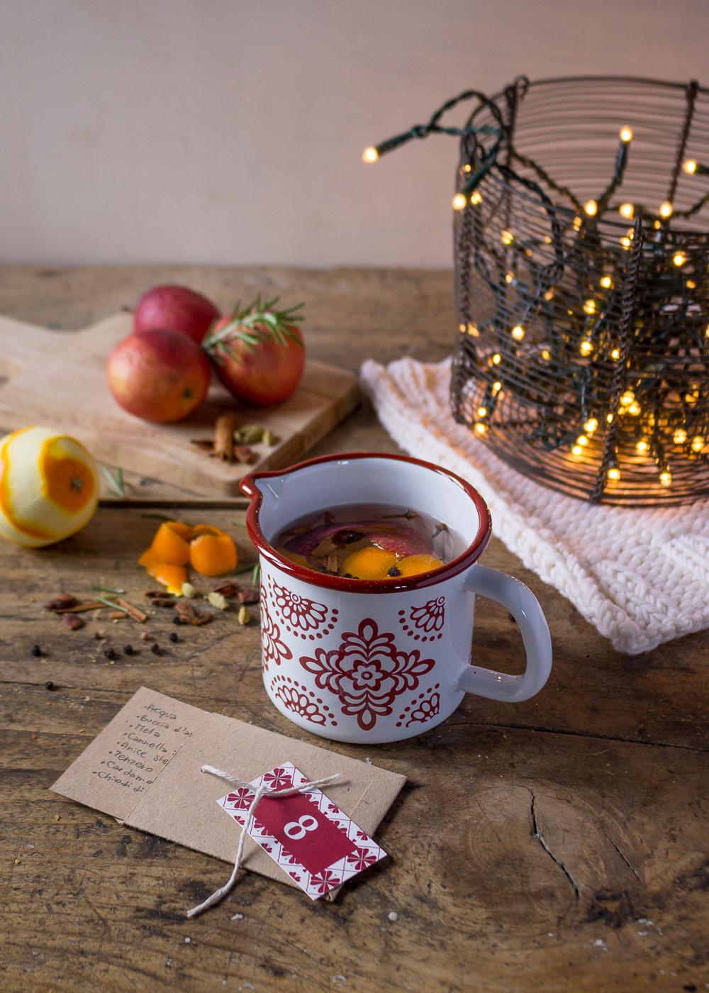 Calendario dell'Avvento - Profumare casa a Natale - Un Natale di tradizioni - Lily&SageDesign